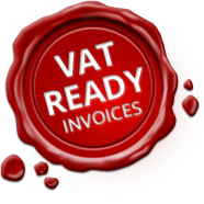VAT ready Invoices for streamlined & efficient electronic billing